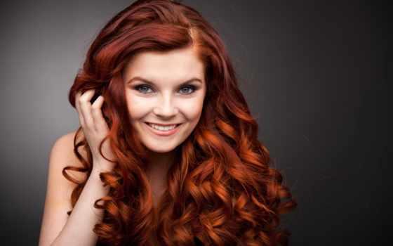 девушка, рыжеволосая, firestock, red, растровый, haired, клипарт, женщина, free,