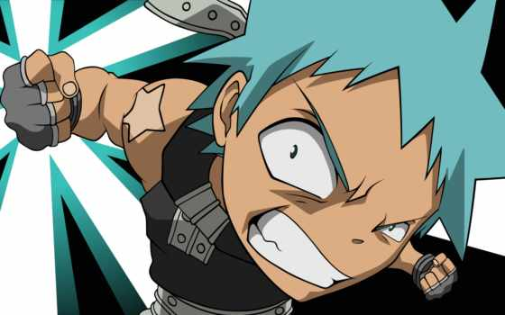 soul, eater, душ