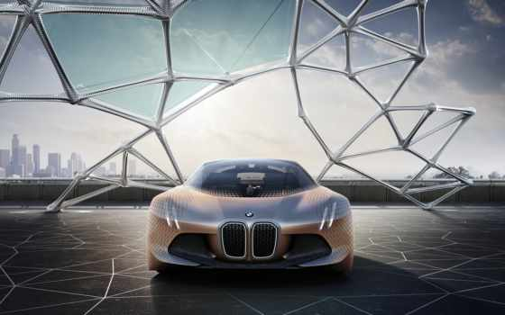 bmw, vision, next, concept, мар, car, cars, обзор,