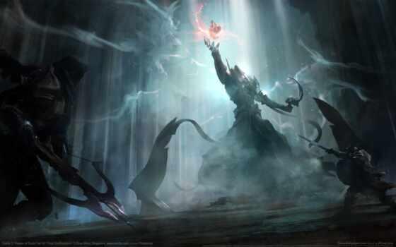 diablo, reaper, souls, deviantart, art, fan, iii, fanart,