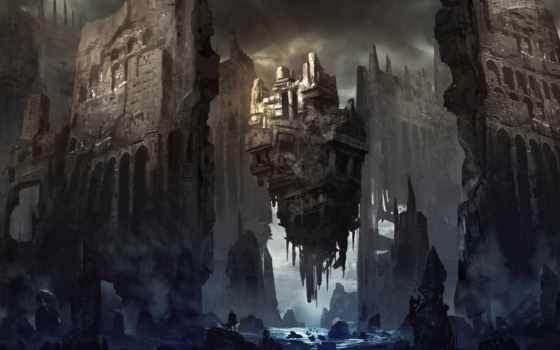 замок, art, fortress