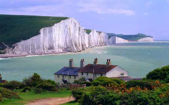 фотообои, windows, sisters, релакса, seven, природы, красавица, природа, английская,