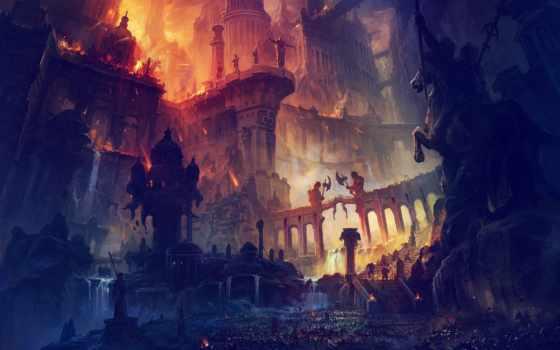 art, fantasy, старинный, заставки, исскуство, фантастическое, рисунки, war, фоновые, бесплатные,