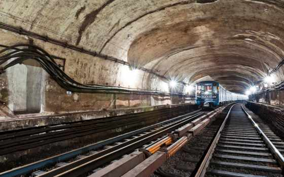metro, подземка, рельсы, контакты,