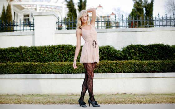 blonde, berit, birkeland, стиль, забор, платье, янв,