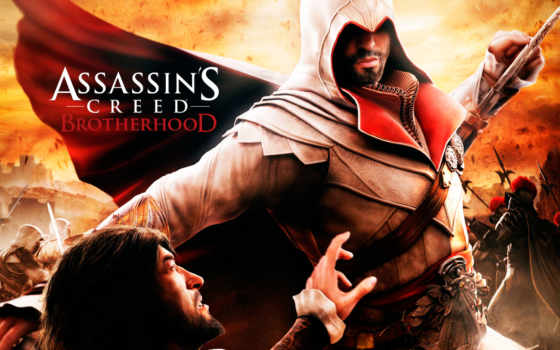 creed, assassin, brotherhood