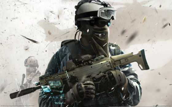 солдат, будущее, recon, ghost, tom, clancy, squad, оружие,