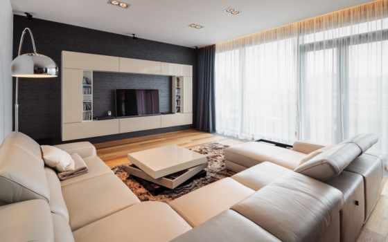 дизайн, интерьера, квартиры