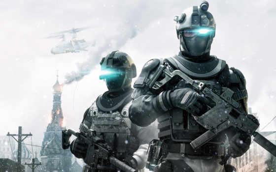 будущее, ghost, солдат