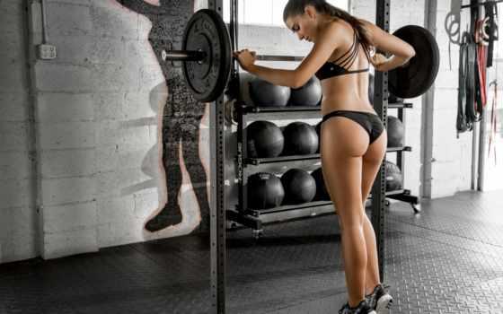 фитнес, упражнение, техника,