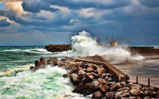 waves, море, образуются