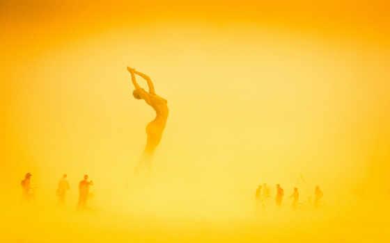 мужчина, you, пустыня, nevada, burning,