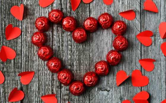сердце, chocolate, shape, девушка, разработанный, wallpaperscraft