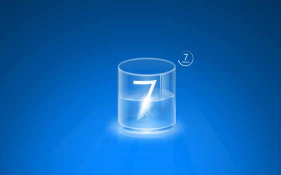 windows, glass, win-7,