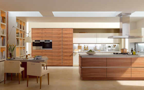 кухни, interer, miele