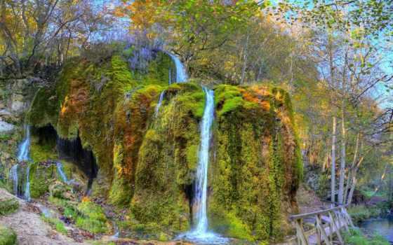 природа, texas, изображение, водопад, fondos, waterfalls, mobile, natural,