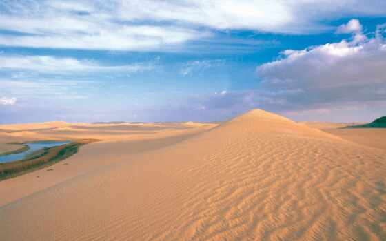пустыня, песок, sing, ekab, назад, ролик, dune