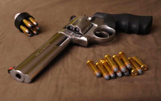revolver, magnum