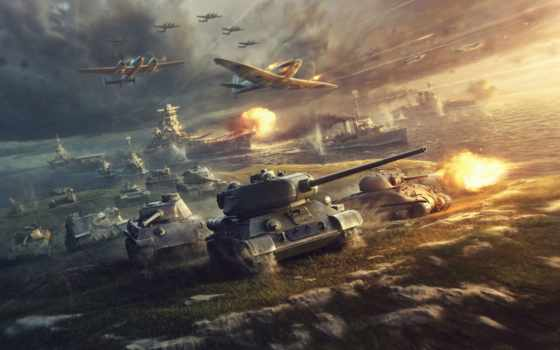 world, tanks, игры, серий, танк, online, t-34,