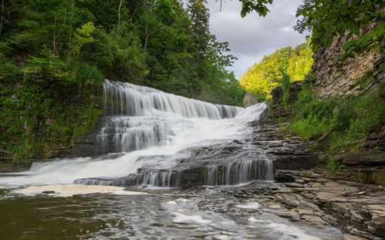 красивые, природа, обойный, леса, картинка, микс, камни, landscape, ish, trees, rock,