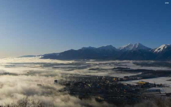 небо, взгляд, города, cities, торрент, world, top, aerial,