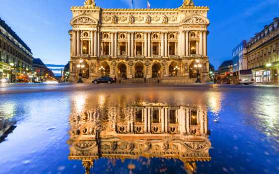 opera, париж, garnier, palais, гарнье, гранд, french, франция, building,