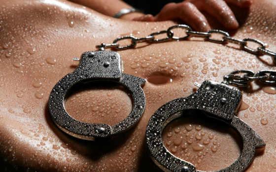 наручники, капли