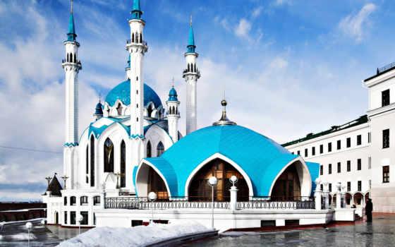 Мечеть Кул Шариф, Россия, Казань