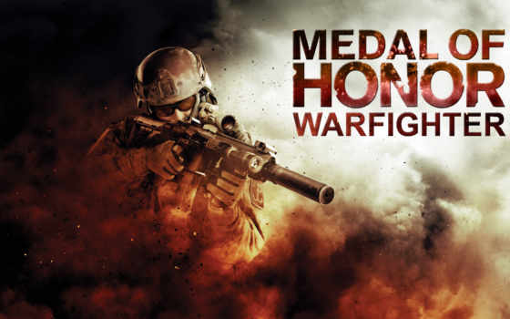 medal, warfighter, honor, за, отвагу,