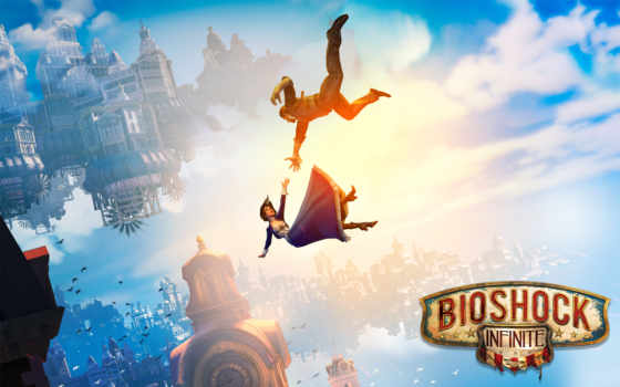 bioshock, infinite, games, биошок, игры,