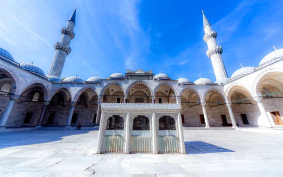 mosque, sultan, ahmed