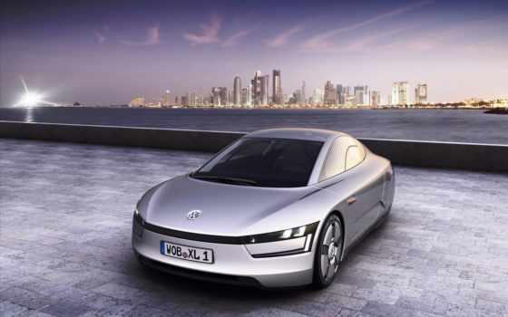 volkswagen, concept, автомобили