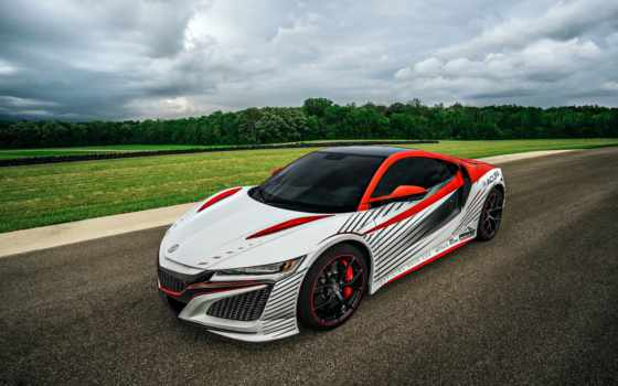 acura, nsx, car, года, суперкар,