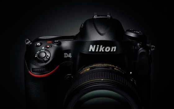 фотоаппарат, объектив, nikon