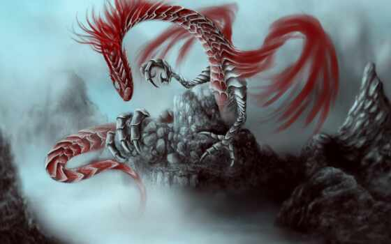 дракон, chart, демон, другой