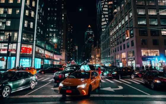 город, ipad, ночь, urban, car, площадь, мини