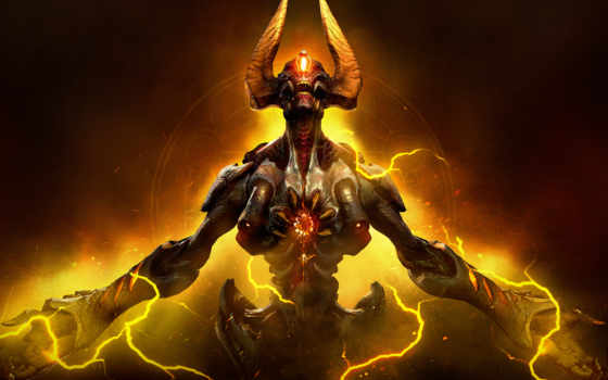 doom, sur, les, trailer, playstation, марс, play, gameplay, one,