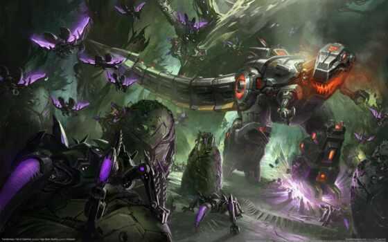 cybertron, трансформер, пасть, war, game, картинка