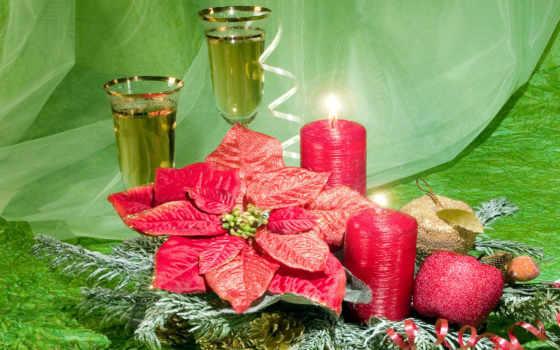 новогодние, игры, свечи, new, year, одним, новогоднии, champaigne, letitbit,