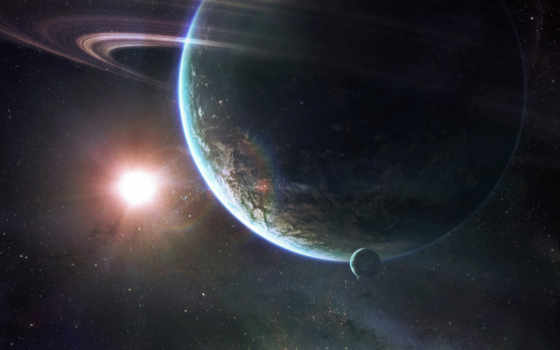 space, планета