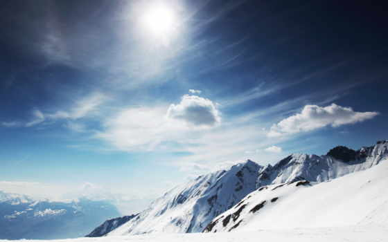 mountains, снег, snowy, гора, desktop, top, winter, фон,