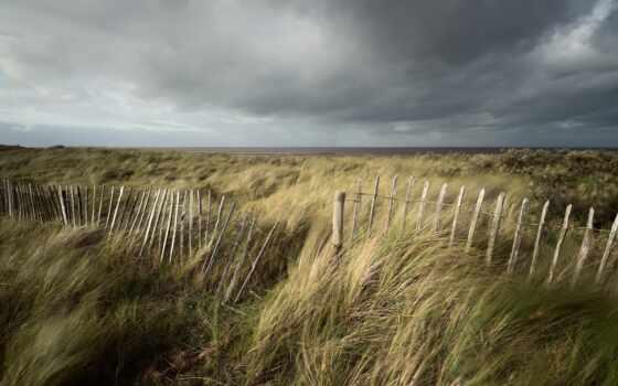 побережье, море, забор, берег, landscape, game, okamus, definition