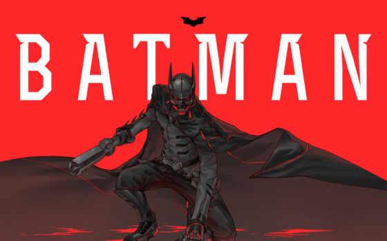 batman, artwork, artist, art, герой, behance