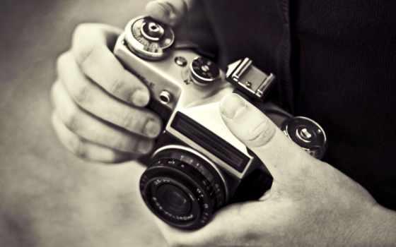 обои, фотограф, фото, фотоаппарат, руки, страница,