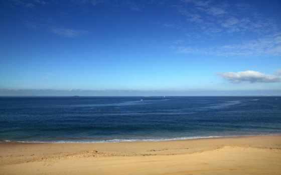 море, побережье, пляж