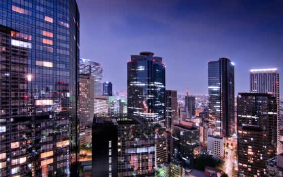 tokyo, япония, столица