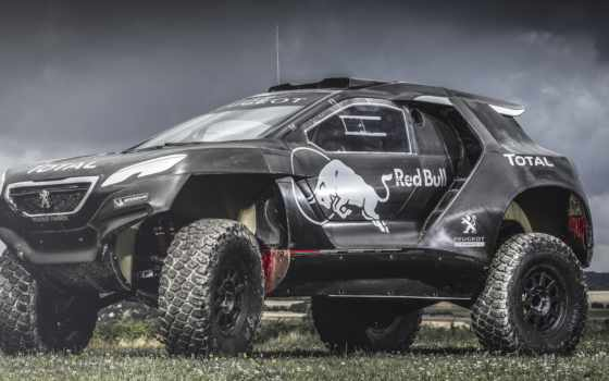 peugeot, dkr, июл, dakar, внедорожник, racing, launch, фотографий, details, technical,