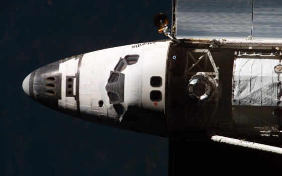 космос, shuttle, атлантис, станция, международный, nasa, взгляд, стс, reaches,