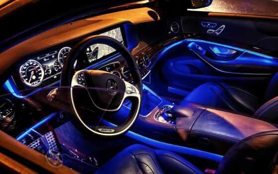 mercedes, benz, class, luxury, best, preview, vehicle, правой, салон, кнопкой, мыши,