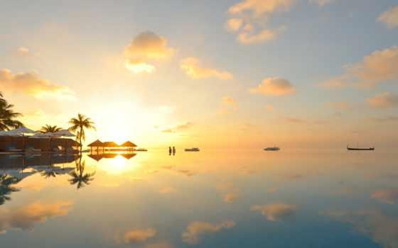 свадебный, maldives, природа, yuntab, пляж, планшетный, resort, android, google,